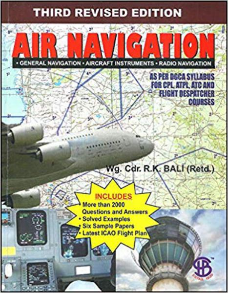 Books for Indian DGCA Exams